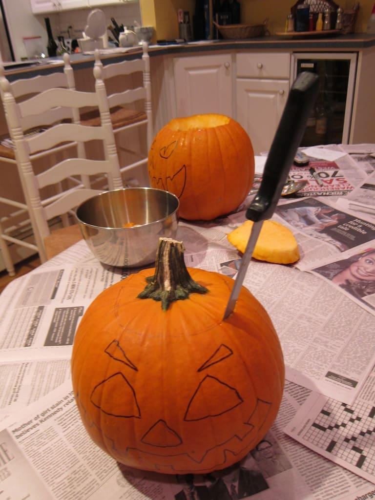 Halloween v USA