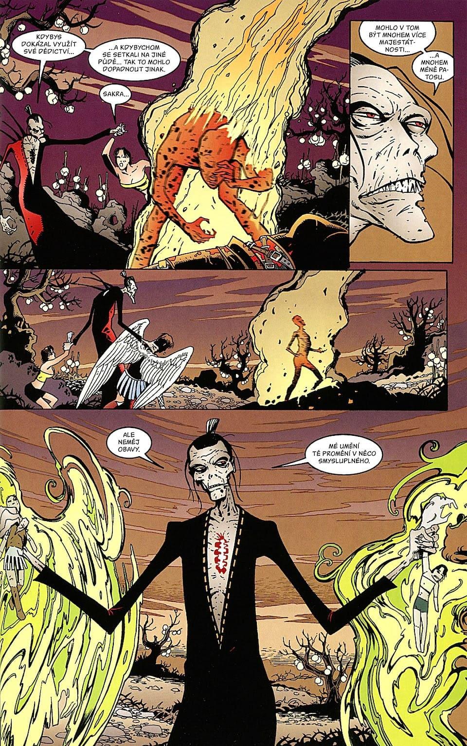komiks Lucifer