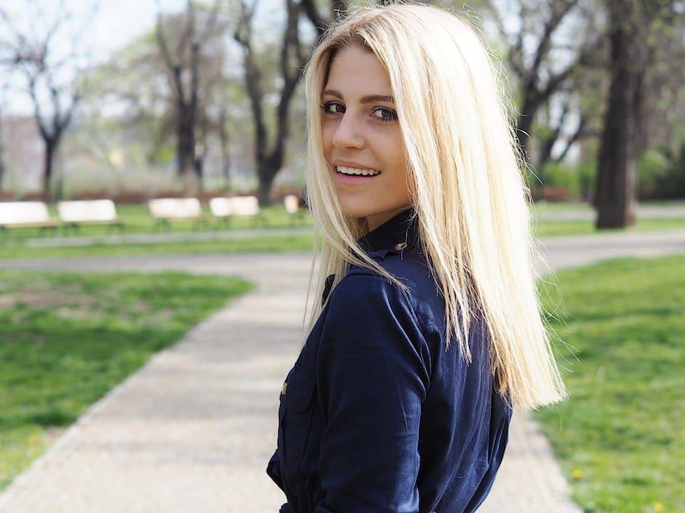 Aneta Kaderková, zakladatelka Check Czech Fashion