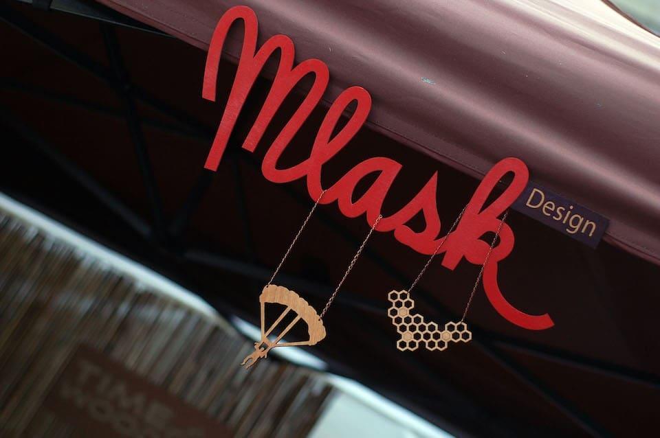 Dyzajn market mlask