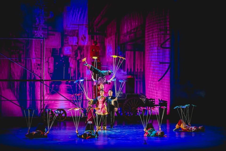 Cinsky narodni cirkus