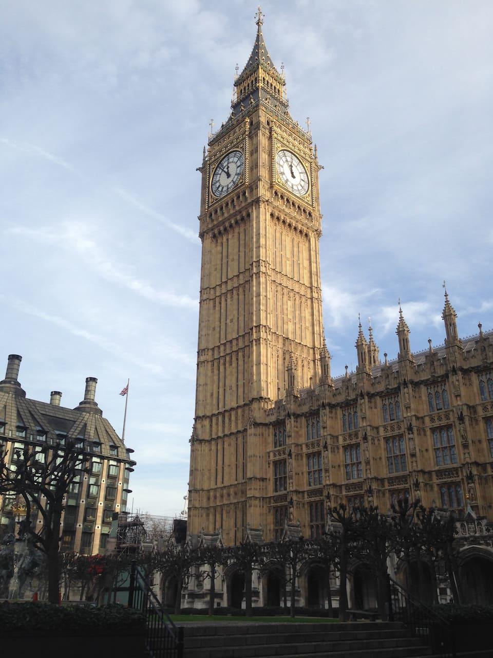 Londýn bez dětí
