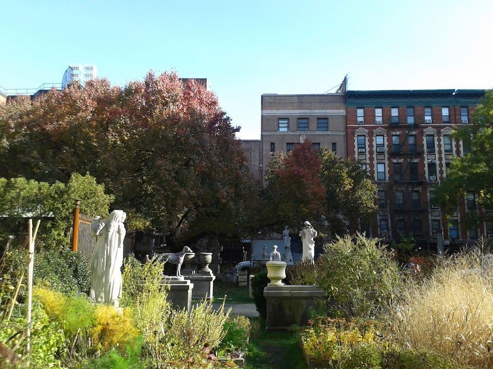 3 Elizabeth Street Garden