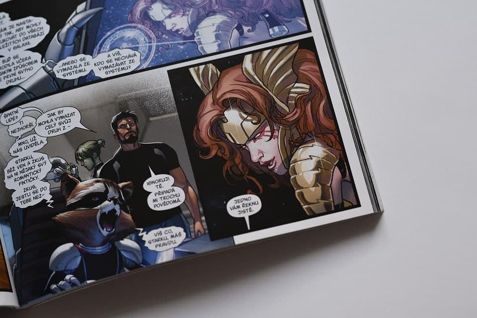 Recenze komiksu  Strážci galaxie 2 - Angela – Kulturio.cz 168b506062