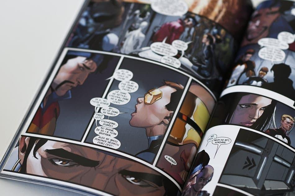 Recenze  komiks Strážcí galaxie – Kulturio.cz 2fb5c8fd6f