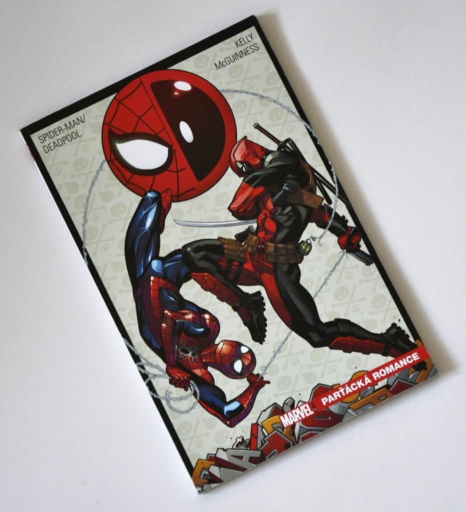 Recenze  Spider-Man Deadpool 1  Parťácká romance – Kulturio.cz b6e74c97c2