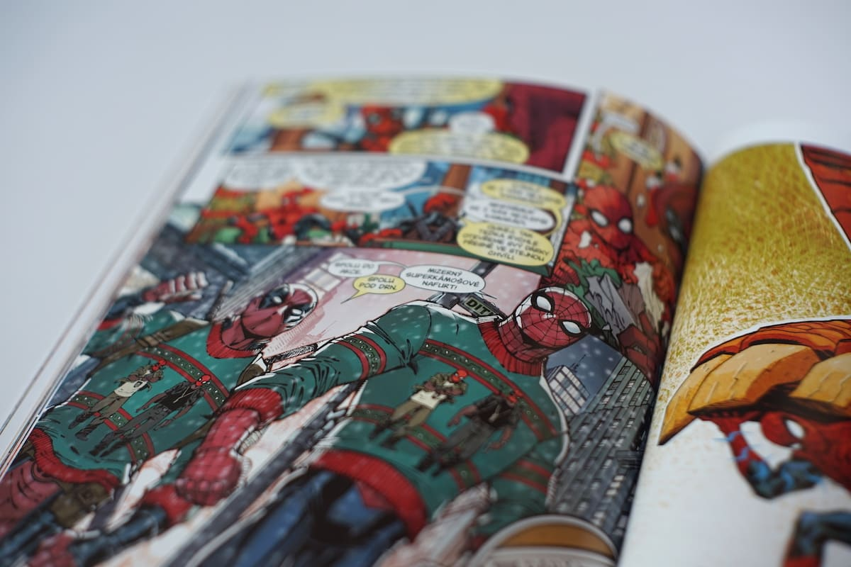 Od komiksu Spider-Man Deadpool 2  Bokovky jsme po skvělé jedničce měli  velká očekávání. Ty sice částečně naplnil 70b66bc32a