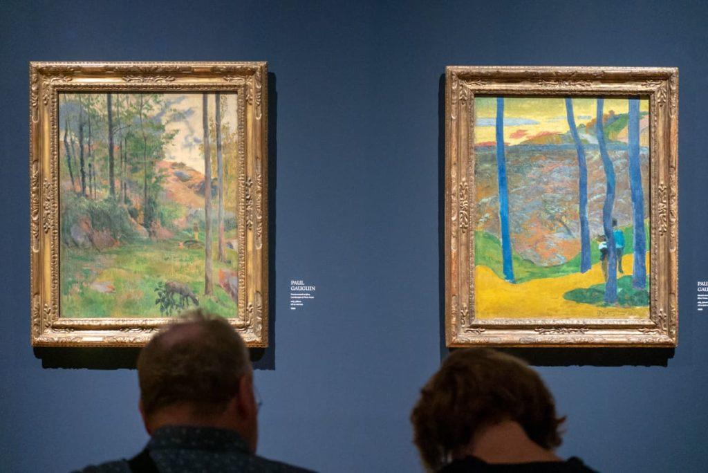 Obrazy francouzského impresionismu v Paláci Kinských