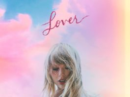 obal alba Taylor Swift – Lover