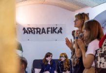 Artrafika v Praze