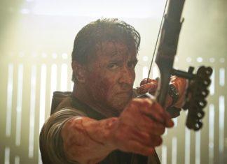 z filmu Rambo