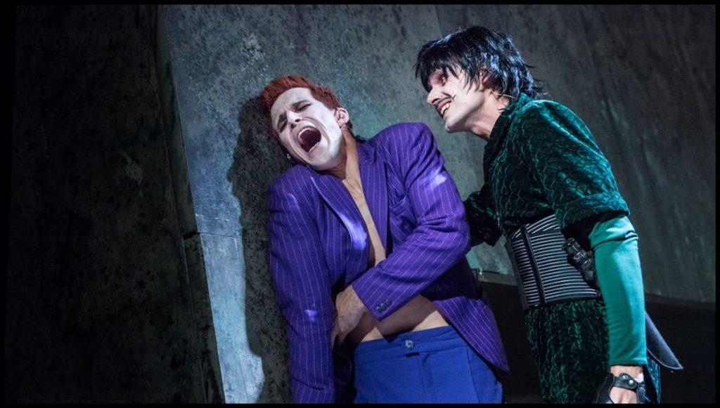 Lazarus v Městských divadlech pražských