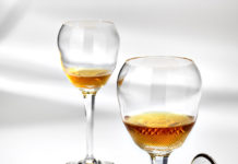 sklenice ze sklárny Moser