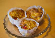 recept dýňové muffiny