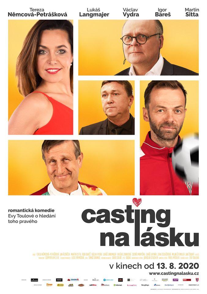 Casting na lásku - romantická komedie
