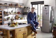 Jamie Oliver vaří v karanténě
