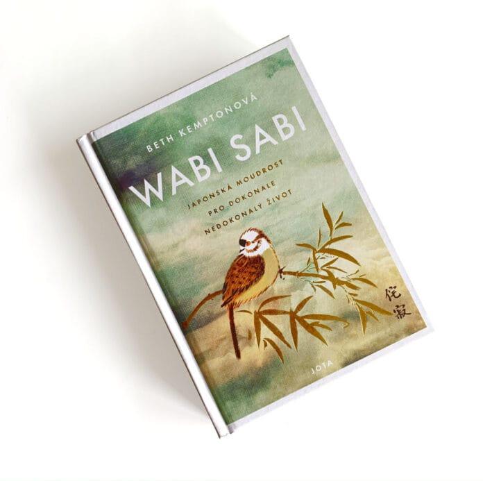 Kniha Wabi sabi: život v míru podle japonské filozofie